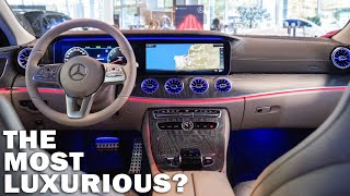 MOST LUXURIOUS? NEW 2019 Mercedes-Benz CLS 450 4MATIC | Interior & Exterior Review