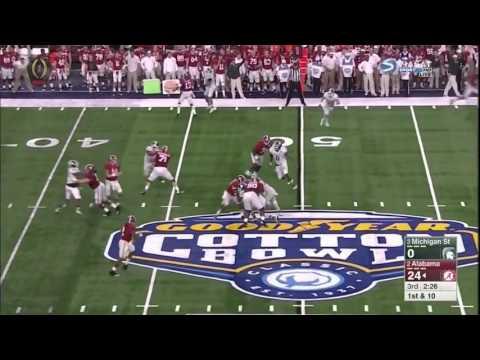 "Alabama  Football | ""We Will Roll"" | 2015 Nat"