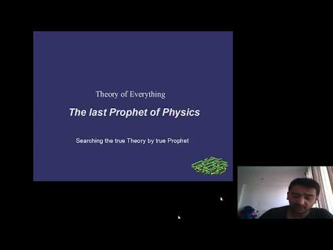 Theory of Everything - Toughest question of physics
