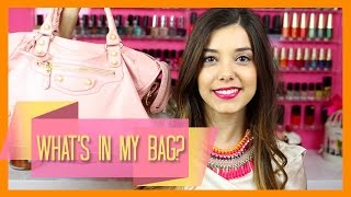 What's in my BAG?? | MagicoTrucco