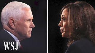 Three Takeaways From the Harris-Pence Debate | WSJ