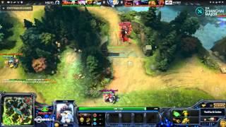 [The Shanghai Major] Team Secret vs Team Liquid - Game 1 - Dota 2 FR