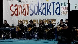 Malatya Büyükşehir Belediyesi Sanat Sokak 'ta