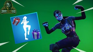 🔴 Fortnite Gifted Dark Bomber, Old School Emote & Gun Show Emote🔴 Special Thanks!