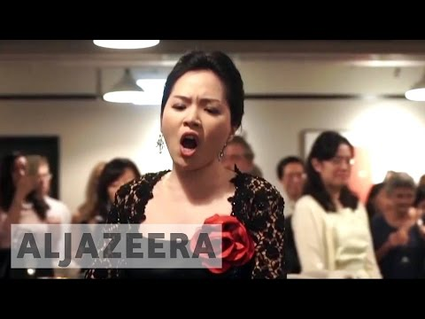 Hong Kong's 'mini opera' looks to draw masses