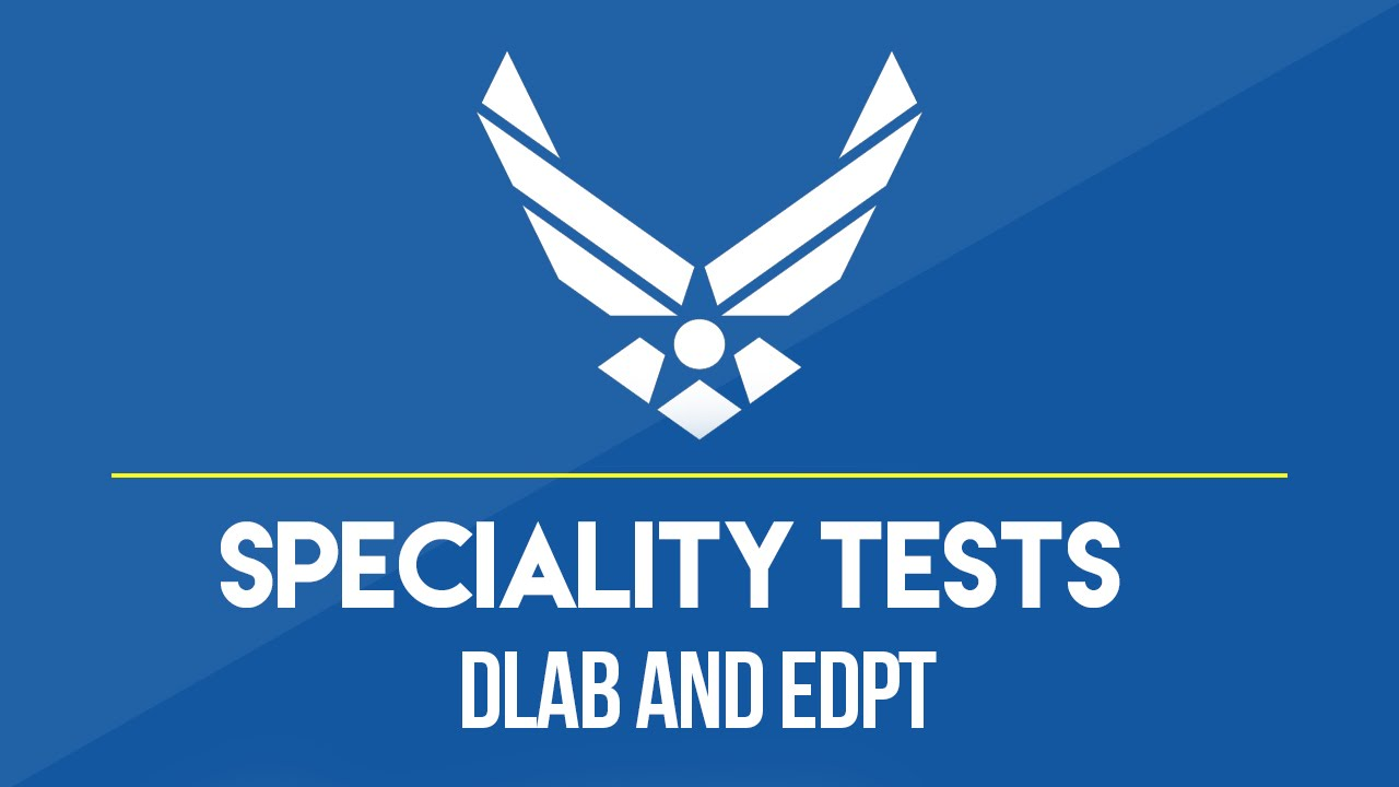 Dlab and edpt air force speciality test youtube dlab and edpt air force speciality test biocorpaavc