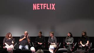 22 July - Paul Greengrass, Anders Danielsen Lie, Jonas Strand Gravli, and Seda Witt