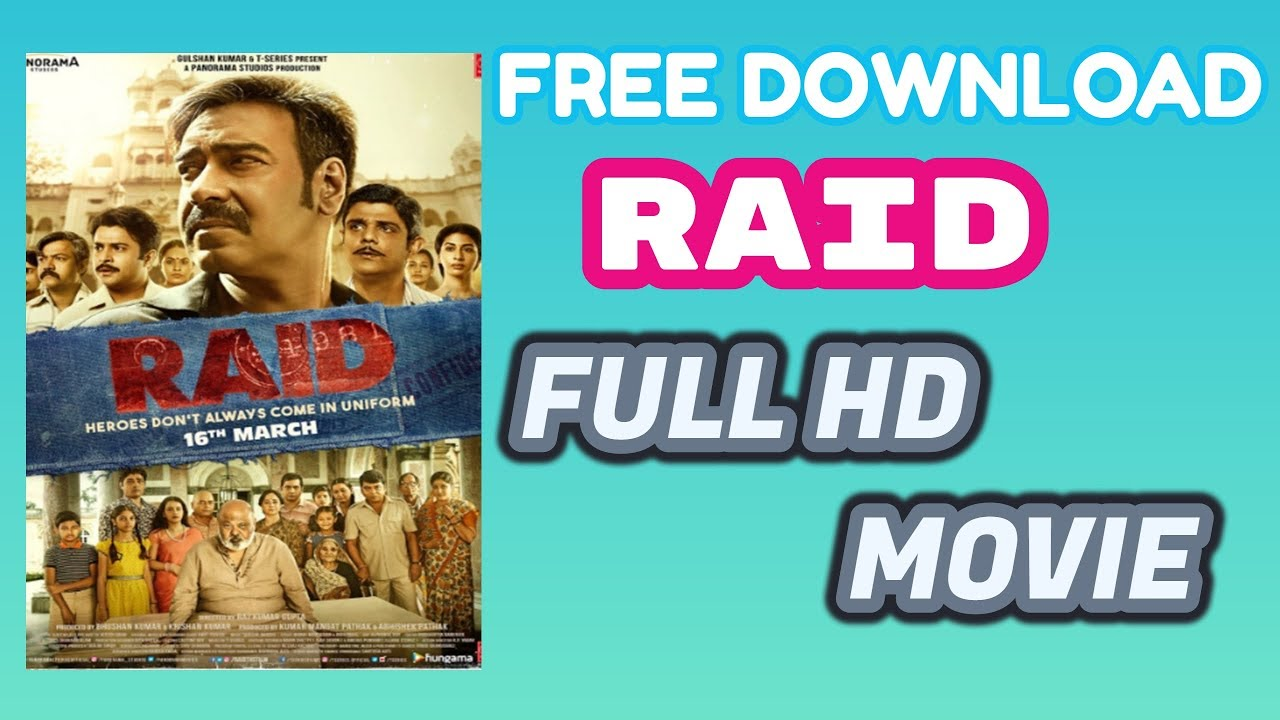 raid full hd movie download