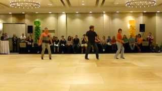 Destination: Dancefloor Line Dance Demo @WCLDM 2014