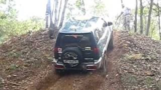 NISSAN TERRANO EXTREME HILL CLIMB 4X4 SERLE 2.7 TD OFF-ROAD