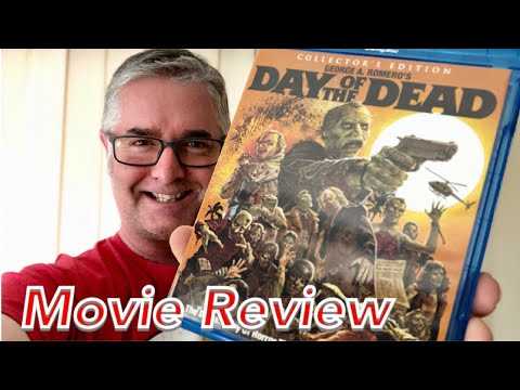 George A. Romero's Day Of The Dead - Collector's Edition - Blu Ray Review