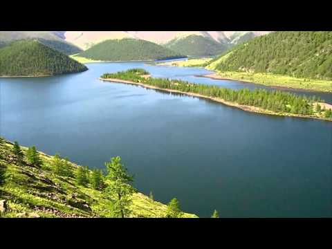 Mongolia: The central highlands - Khuisiin Naiman Nuur