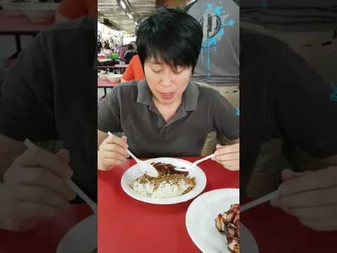 Katherine Law - Michelin star chicken rice singapore
