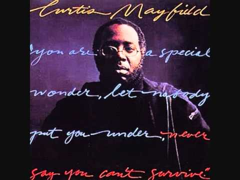 Curtis Mayfield - Show Me Love