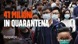 Gambar cover Coronavirus di Wuhan, 41 milioni di persone isolate in Cina: cosa sta succedendo