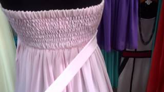 Вечерние платья. Свадебное платье | на выпускной. Патриотическое платье