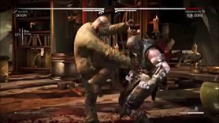 Mortal Kombat XL Jason V Sub Zero