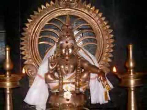 Ayyappan songs .Oom Kananathanukku vanakkam & Aaanai alaikira neelimalai .