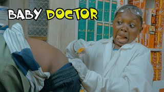 Download Goodluck Comedy - BABY DOCTOR (PRAIZE VICTOR COMEDY)