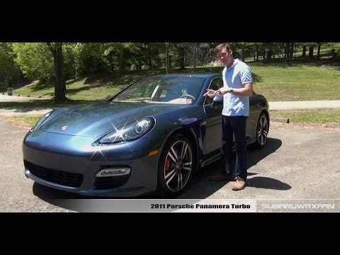 Review: 2011 Porsche Panamera Turbo
