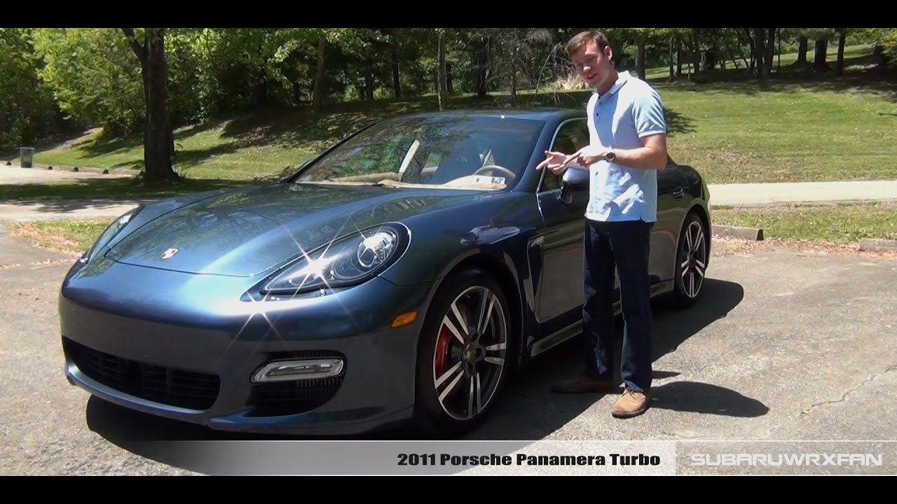 Review  2011 Porsche Panamera Turbo