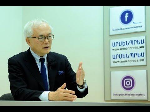 """Japan understands Armenia's multi-vector policy towards the EU, EEU and Iran"""