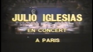 Julio Iglesias in Paris (1981) Je N