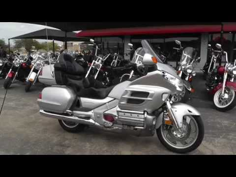 402276 – 2005 Honda Goldwing GL1800 – Used Motorcycle For Sale