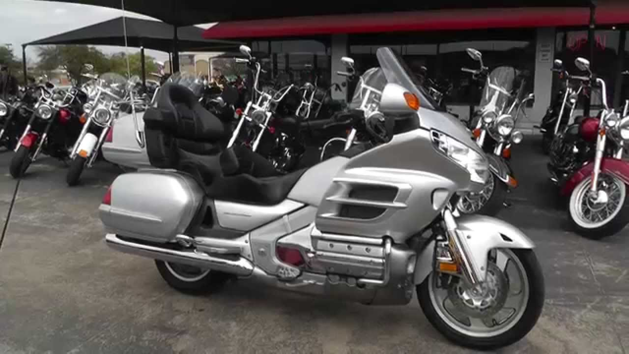 Used Honda Gl Gold Wing Motorcycles