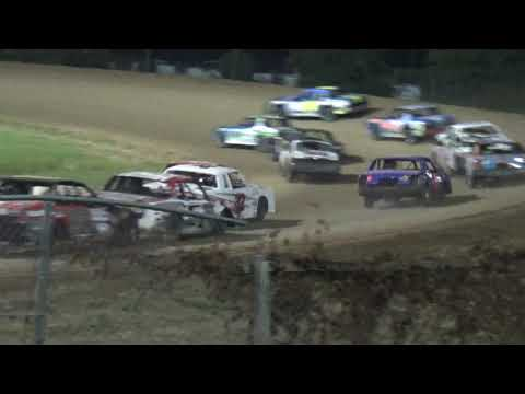 Hobby Stock Feature Princeton Speedway 8-2-2019