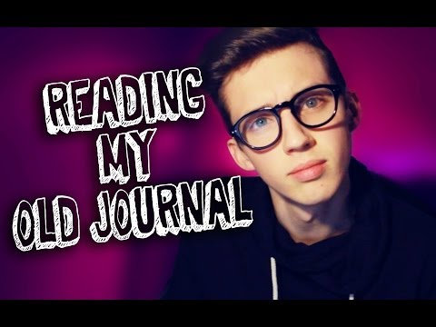 READING MY JOURNAL Thumbnail image