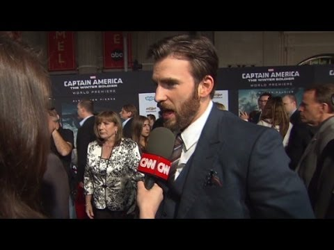 "RED CARPET REPORT- ""CAPTAIN AMERICA: THE WINTER SOLD..."