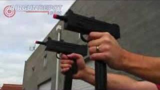 TF11 Airsoft Machine Gun