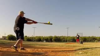 Senior Softball Billy Blake 65 Years old
