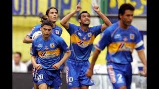 América 1 - 4 Tigres, 'aztecazo' En Liguilla Del Apertura 2005