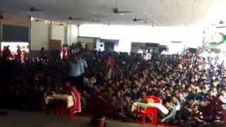 st aloysius school sadar cantt jabalpur MP singing with amitabh rao events