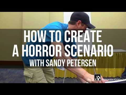 writing-a-horror-scenario-the-sandy-petersen-way