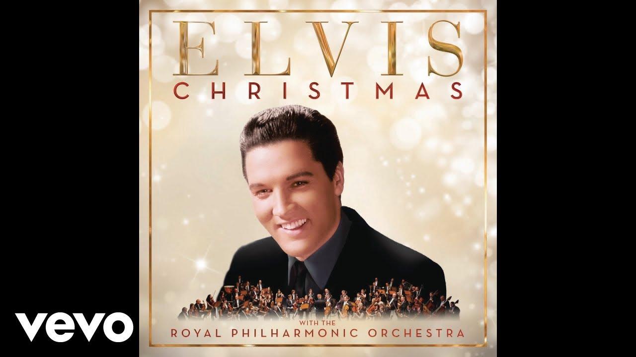 White Christmas Youtube.Elvis Presley White Christmas Audio