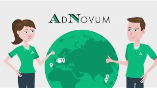 Discover AdNovum — High-End Software & Security Engineering