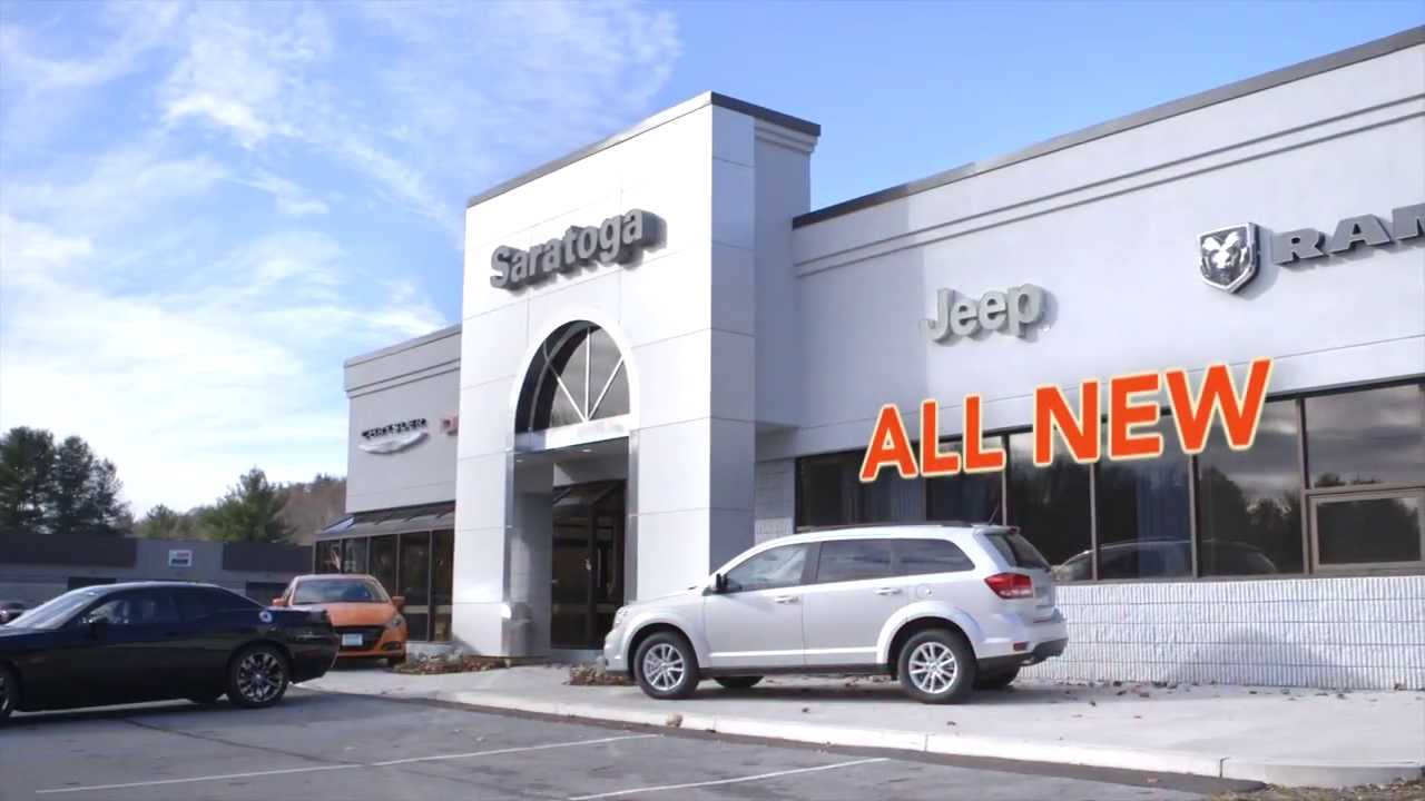 Saratoga CJDR is Now Nemer Chrysler Jeep Dodge Ram of ...