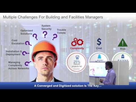 Digital Building Solutions: Bringing IoT to the Enterprise with Akshay Yadav