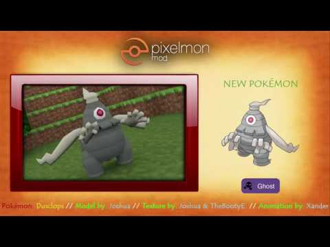 Pixelmon Mod 1 10 2,1 8 9,1 7 10 – Minecraft Mods Download