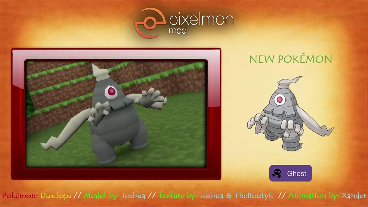 Pixelmon Mod 1 10 2,1 8 9,1 7 10 – Minecraft Mods Download