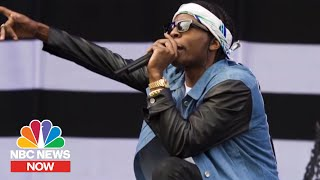 A$AP Rocky Ordered To A Detention Center | NBC News Now