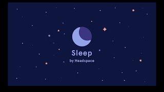 Wind Down: ausschalten mit Sleep von Headspace