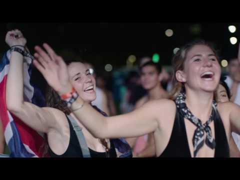 Ultra Singapore 2016 - Far East Movement