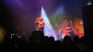 SEPULTURA live in manchester uk 2014 : the age of the atheist.