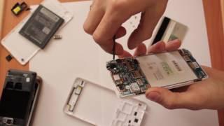 Не работает динамик в смартфоне, что делать?  Lenovo s858 speaker repair(Видео для самостоятельного ремонта смартфона., 2017-01-22T21:37:38.000Z)