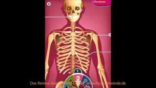 Erklär mir, Tom: Was ist der menschliche Körper  - Gameplay AppGemeinde