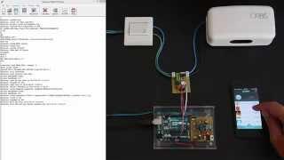 Control del sonido de un timbre con Latch y Arduino